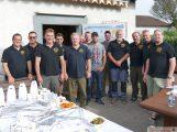 50 Jahre ASV Leimen – Am Freundschafts-Fischen nahm auch der OB teil