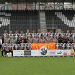 SV Sandhausen Mannschaftsfoto </br>Eine starke Truppe für die Saison 2017/18