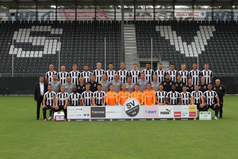 Fussball Saisonstart Am Sonntag Erstes Sv Sandhausen Auswartsspiel In Kiel Leimen Lokal Leimen Lokal