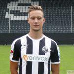 Abwehrspieler Tim Knipping bleibt bis 2019 beim SV Sandhausen