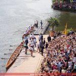 Leimener und Sandhäuser DRK im Großeinsatz – Besuch von Prinz William und Herzogin Kate