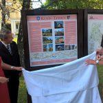 Leimener Delegation besucht Kunin – Ausbau der Beziehungen vereinbart