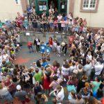 "Letztes großes Turmschulen-Sommerfest auf dem ""altem"" Schulhof – Ab Montag Baustelle"