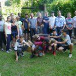 Das wandernde Klassenzimmer: Reisebericht der Klasse 7a der Otto-Graf-Realschule