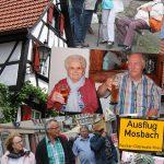 Mit der AWO-Leimen im Odenwald unterwegs