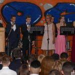 Unterhaltsame Abschlußfeier der Otto-Graf-Realschüler in der Kurpfalzhalle
