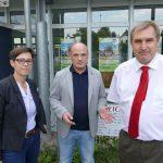 Bezahlbare Wohnungen – Sandhäuser Bürger diskutieren mit MdL Daniel Born