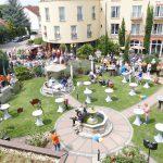 Leimens schönster Stadtteil stellte sich vor – Großes Programm in der Villa Toskana