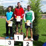 Weitsprungkrimi bei den Bad. Meisterschaften – Nicolas Sterenczak siegt knapp