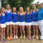 Tennis: Blau-Weiß Leimen Damen-1 und Herren-1 verbleiben in der Oberliga