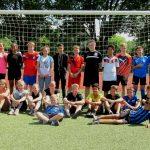 SV Sandhausen veranstaltet Fußballworkshop für Otto-Graf-Realschüler