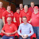 Gelungenes Sommerfest der SPD – So langsam geht der Wahlkampf los