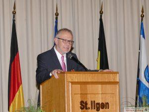 Wolfgang Müller, Altstadtrat, Leimen