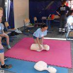 Schulsanitäter an der Otto-Graf-Realschule: </br>Bereit für den Notfall