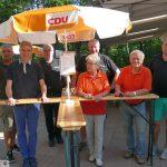 Der Klassiker zieht noch immer: Sommerfest der Sandhäuser CDU auf dem Festplatz