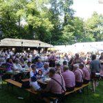 Beliebt und vom Wetter begünstigt: Waldfest der Liedertafel gut besucht