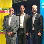 Rente, Pflege und Gesundheit – FDP diskutiert Zukunft der Sozialsysteme