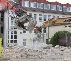 Steinberghalle adé: Nun kann man sich eine künftige Bebauung besser vorstellen