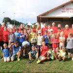 TV Germania begeisterte 40 Kinder mit großen Ferienprogramm über 15 Stationen