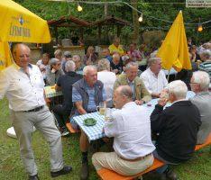 """Sommerfest der Vogelzüchter: Nur einmal im Jahr ist die Vogelwiese """"öffentlich"""""""