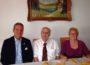 Eleonore und Lothar Steinmann feiern Diamantene Hochzeit