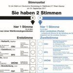 Bundestagswahl: Zahlen und Daten aus dem Wahlkreis 277 Rhein-Neckar