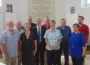 CDU Wahlkampf mit Dr. Harbarth in Sandhausen: Schwerpunkt innere Sicherheit