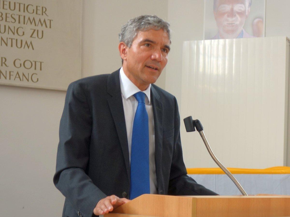 Cdu Wahlkampf Mit Dr Harbarth In Sandhausen Schwerpunkt Innere