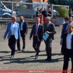 DRK Leimen beschützt den Bundesinnenminister