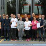 Lehrgang erfolgreich abgeschlossen: Erste Atemschutzgeräte-Trägerinnen der Stadt Leimen