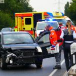 Leimen: 4 leicht verletzte Personen nach Verkehrsunfall – 20.000 € Schaden