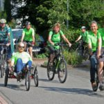 GreenTeam Kick off im Leimener Menzerpark