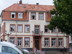 Saniertes Gasthaus zur Krone Leimen