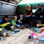 Ferienprogramm bei der Mühle Kolb – Spielenachmittag machte allen Kindern Freude