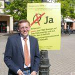 Entwicklung des Rathausplatzes: </br>Alternativ-Vorschläge der Bürgerinitiative