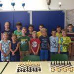Schach-Klub Sandhausen: Aktiv im Ferienprogramm