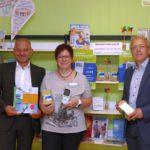 KliBA und Gemeindebibliothek Sandhausen starten Kooperation