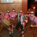 Diljemer Kerweparty bis Nußloch zu hören: Von Alpenrock bis Village People und Cher
