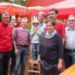 MdB Lars Castellucci besuchte die SPD-WählBar in Sandhausen