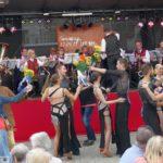 Weinheim Allstars führten durch Kälbelestanz – Tanzpaar Schuppel gewann 1. Preis