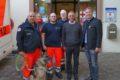 DRK Einsatz während der Kerwe – OB Hans Reinwald dankte persönlich
