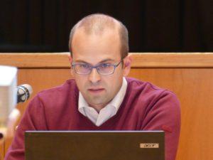 Projektleiter Dr.-Ing. Florian Stauder