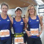 SG Nußloch: Damenmannschaft im Halbmarathon erfolgreich