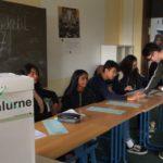 Jugend gibt politisches Statement ab:  Juniorwahl an der Otto-Graf-Realschule