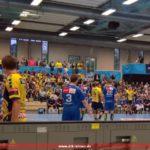 Absicherung Championsleague in St. Leon und Erstversorgung in Leimen