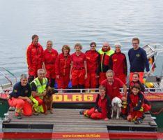 Gemeinsames Ausbildungs-Wochenende der Rettungshunde von DLRG Leimen und DLRG Radolfzell