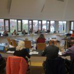 CDU-Kreisräte tagten in Leimen – Lernort Kislau vorgestellt