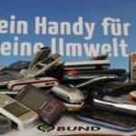 BUND Sandhausen sammelt alte Handys  – Wertvoller Beitrag zum Ressourcenschutz