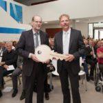 Louise-Otto-Peters-Schule eingeweiht – Kreis investiert 9,5 Millionen Euro