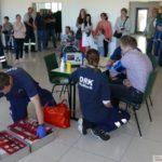 Vier spannende Einsatzszenarien bei der Hauptübung der Nußloch Feuerwehr